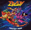 Edguy「Rocket Ride」