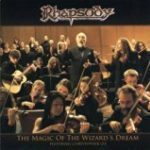 Rhapsody Feat. Christopher Lee「The Magic Of The Wizard's Dream」